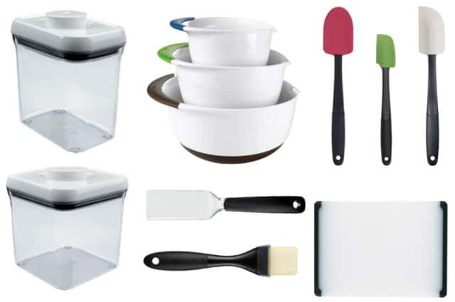 OXO Baking Essentials Giveaway