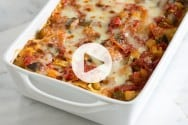 Vegetable Lasagna Recipe Video