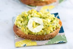 Avocado Egg Salad Recipe Video