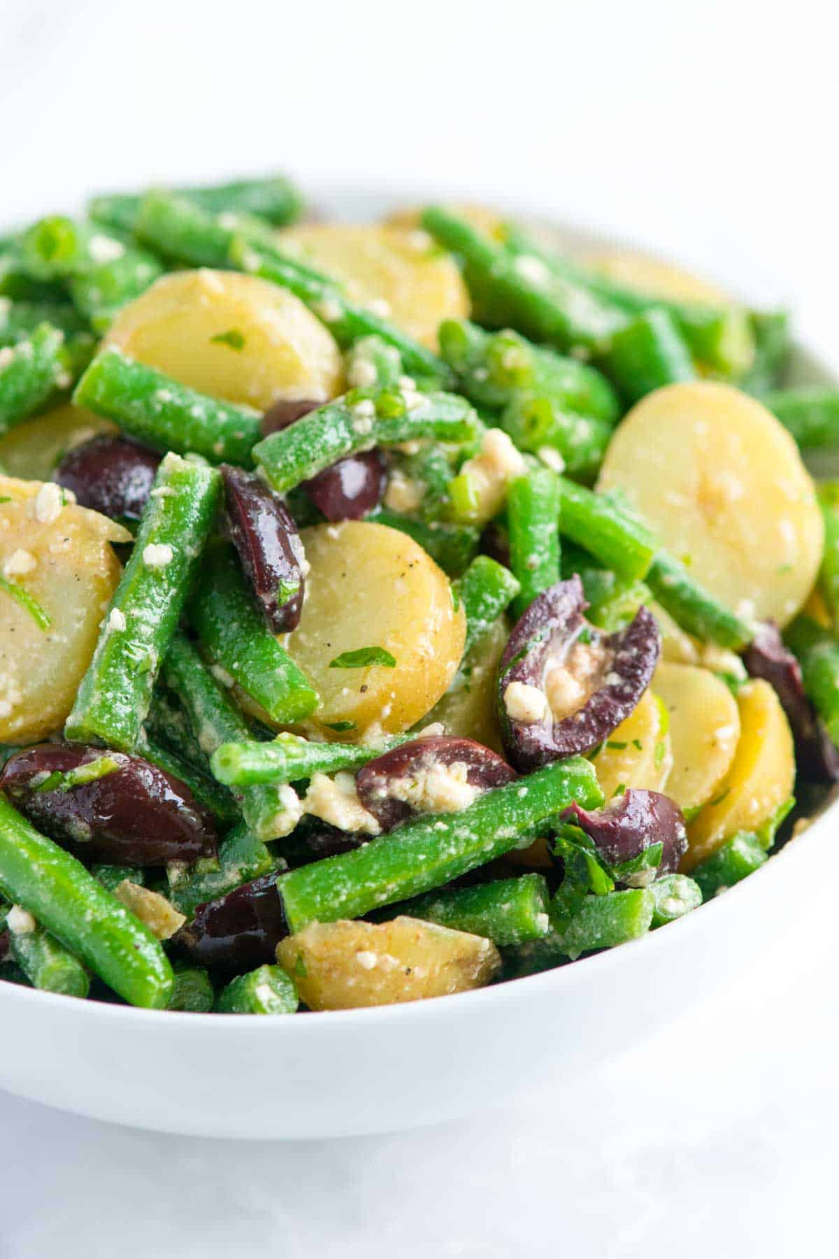 Bbc Good Food Green Bean Salad