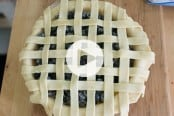 Lattice Pie Crust Video