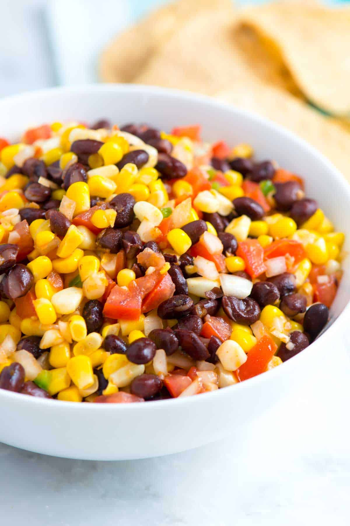 How to Make Black Bean and Corn Salad