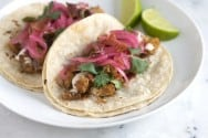 Bacon Chicken Taco Recipe