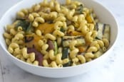 Grilled Vegetable Pasta Salad Recipe-2