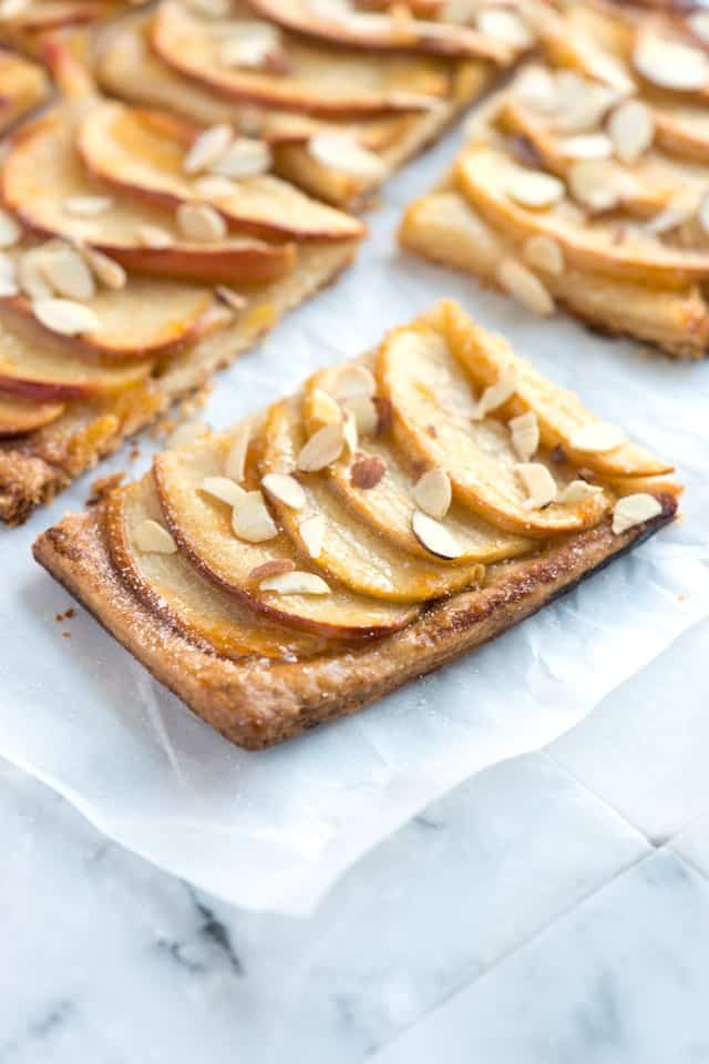 Iphone: Apple Tart Recipe