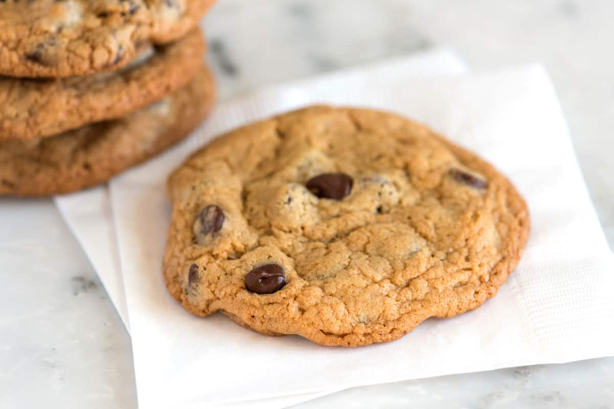 Old Fashioned Chocolate Chip Ccookies