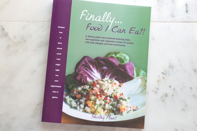 "Cookbook Giveaway: ""Finally, Food I Can Eat"""