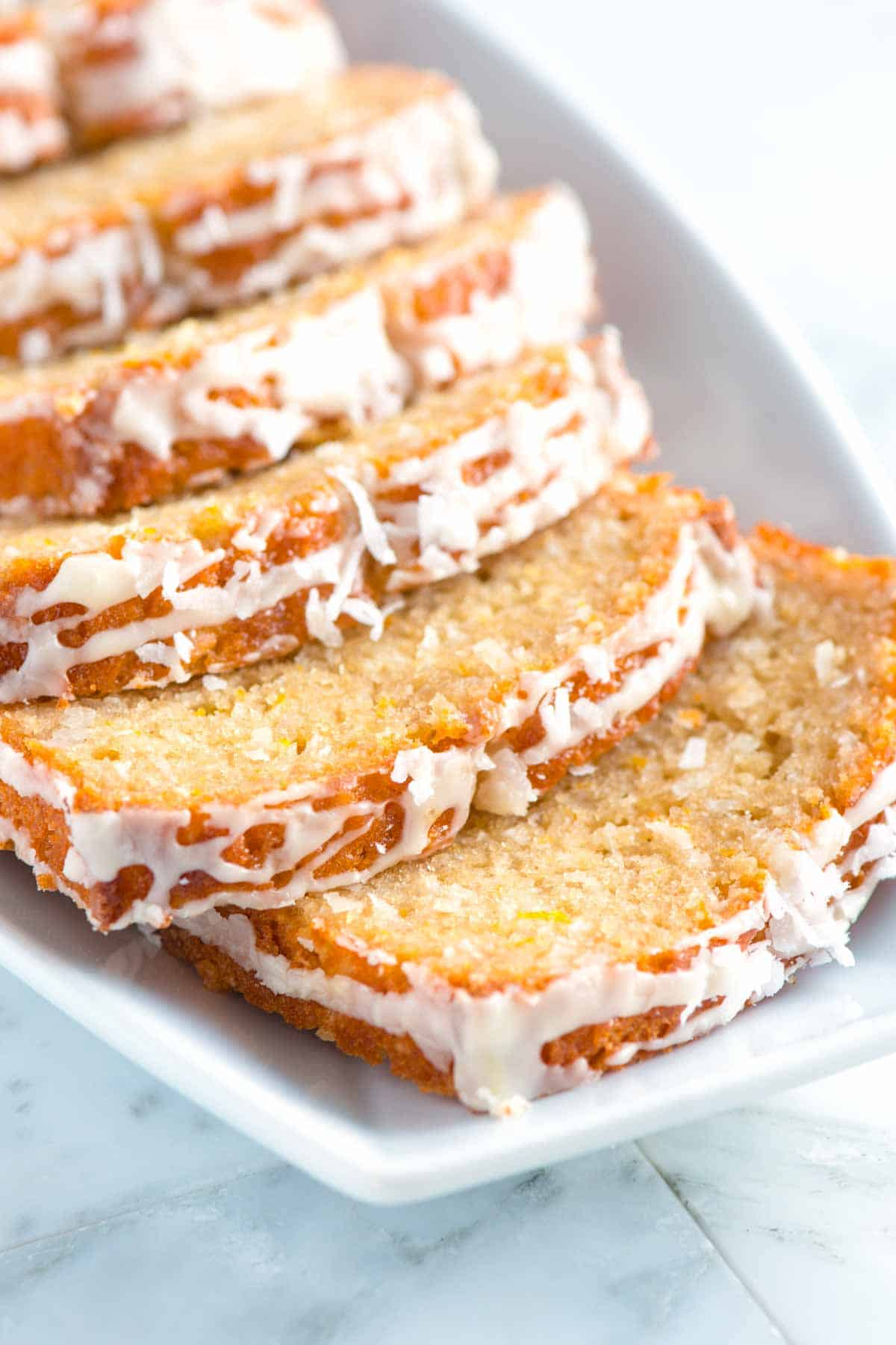 How to Make Coconut Bread