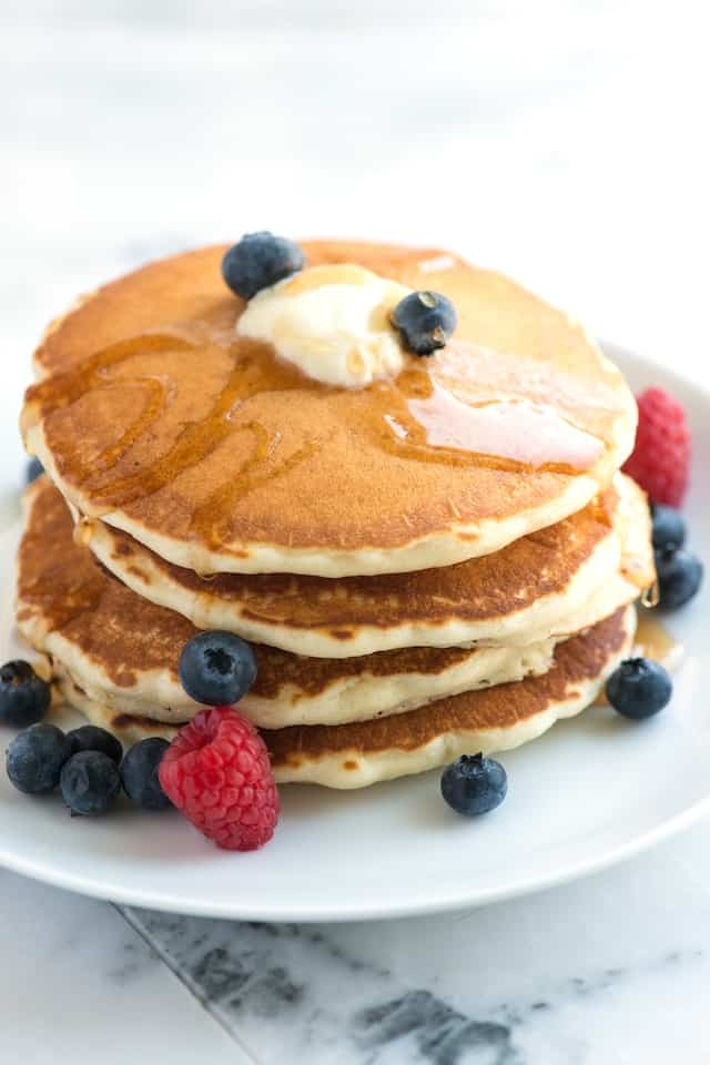 Bbc Good Food Buttermilk Pancakes