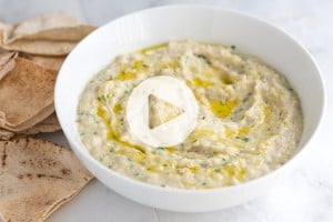Baba Ganoush Recipe Video