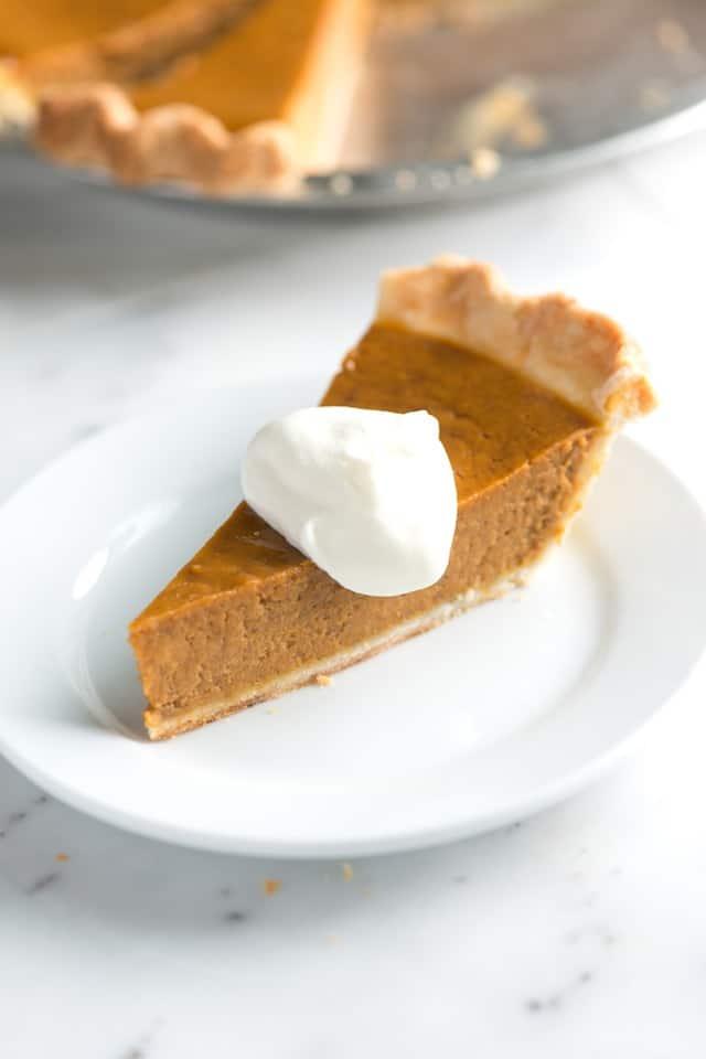 Classic, Unfussy Pumpkin Pie Recipe