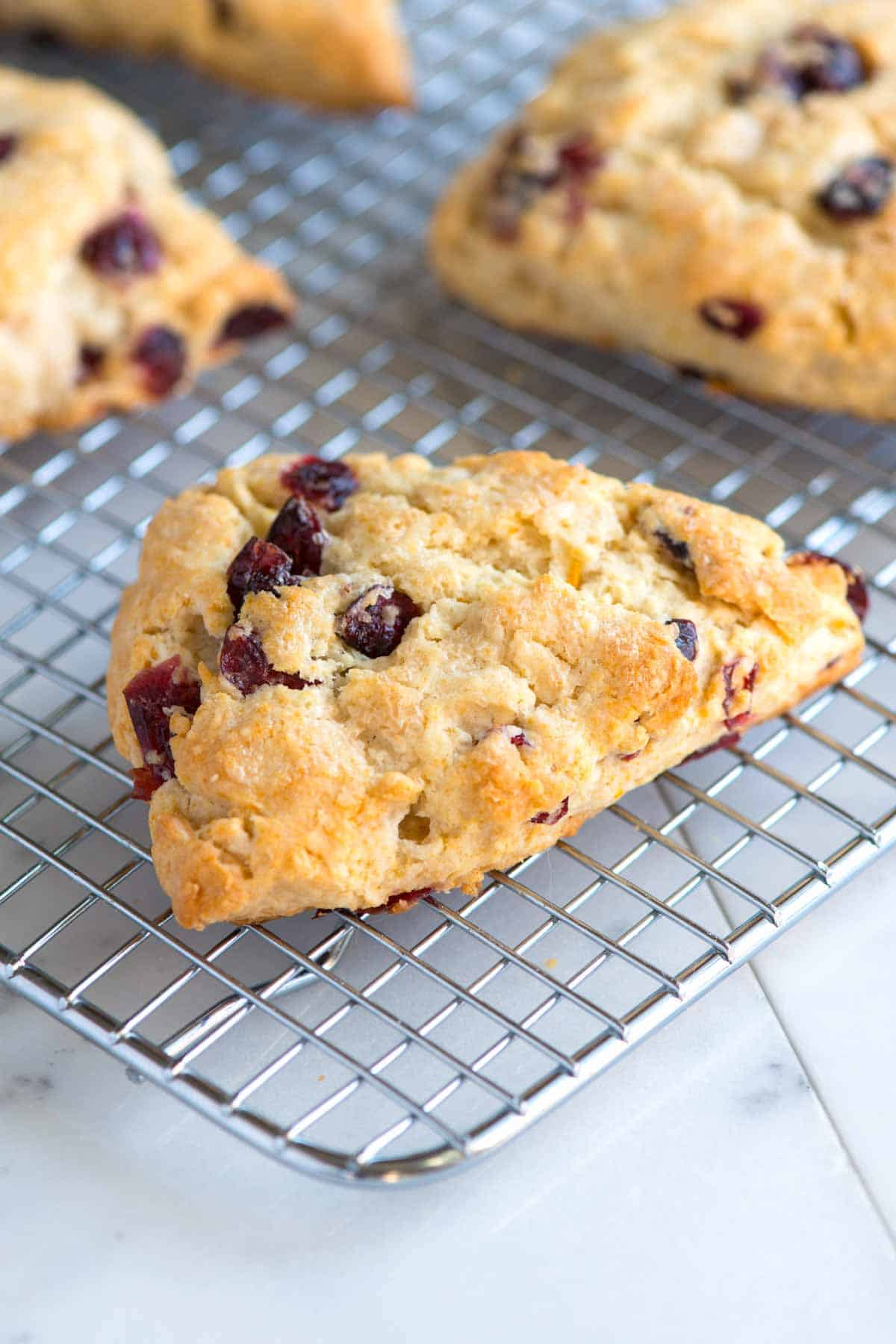 Perfect Cranberry Scones Recipe