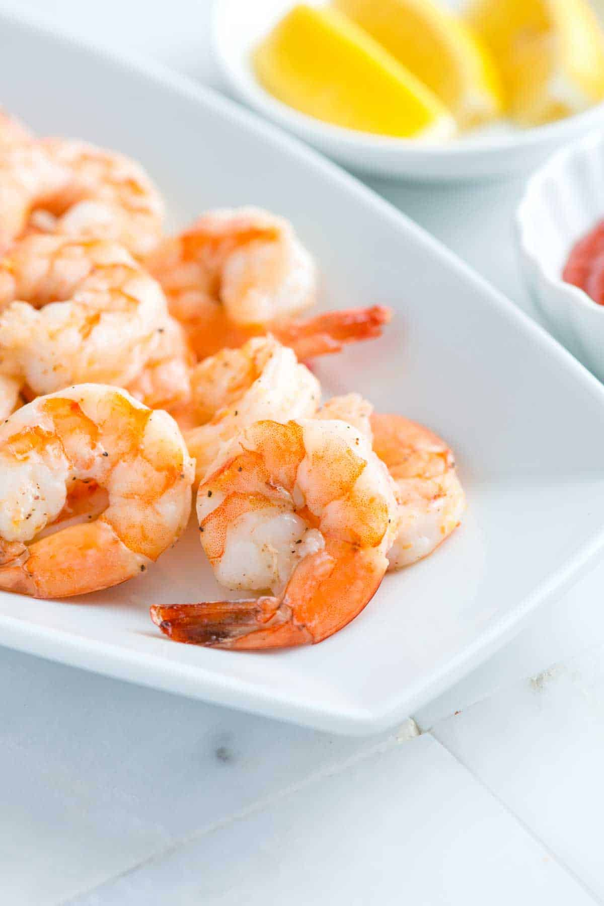 For The Best Shrimp Cocktail, Roast The Shrimp