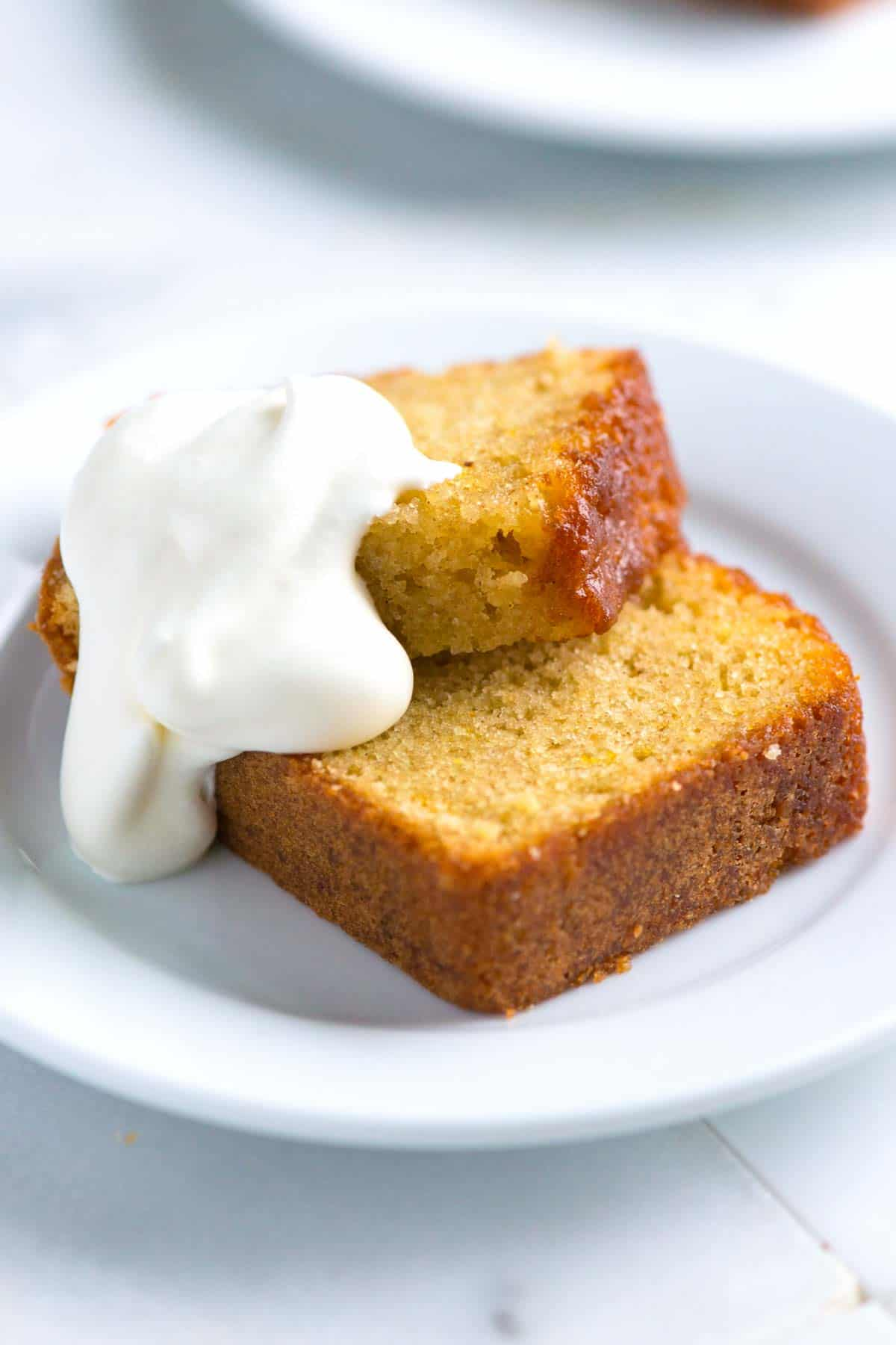How to Make Buttered Rum Pound Cake