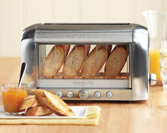 Magimix by Robot-Coupe Colored Vision Toaster Giveaway