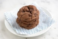 Cinnamon Chocolate Cookies