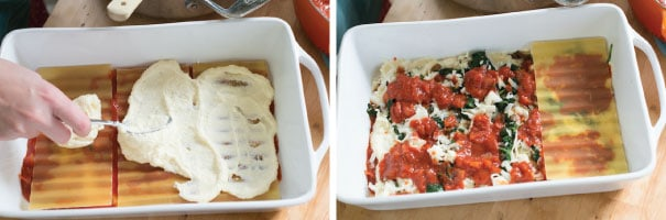 Spinach-Lasagna-Recipe-Step-2