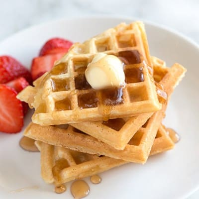 Secrets to the Best Waffle Recipe