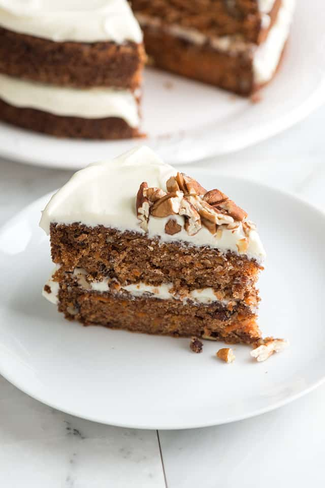 Moist Carrot Cake Recipe Recipe — Dishmaps