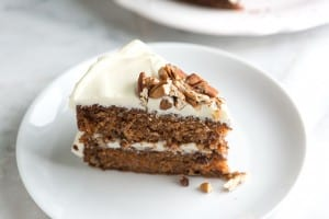 Our Favorite Carrot Cake Recipe