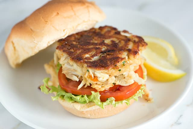 Try our crab cakes with one or two of these popular sides: Smoky Black ...