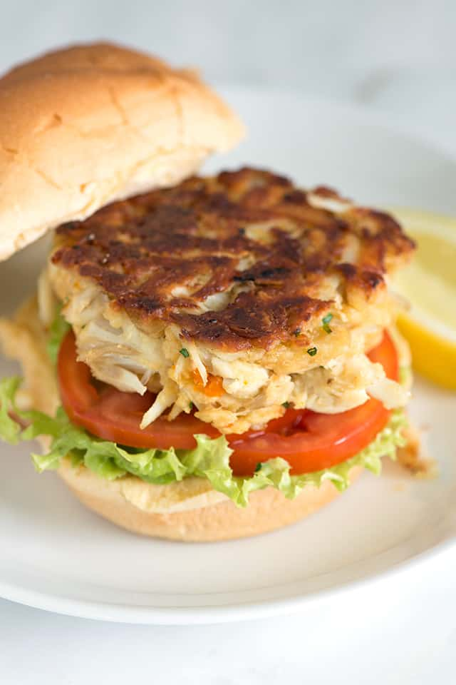 Adam's Maryland-Style Crab Cake Recipe
