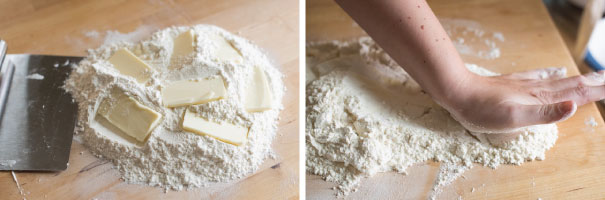 Inspired Taste Buttermilk Biscuit Recipe Step 1