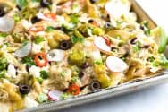 Loaded Chicken Nachos Recipe