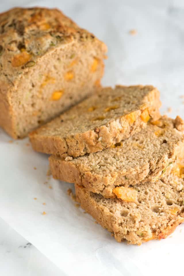 Cheesy Beer Bread Recipe