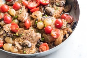 A Really Good, Simple Chicken Marsala Recipe