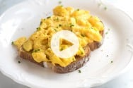 Perfect Scrambled Eggs Recipe Video