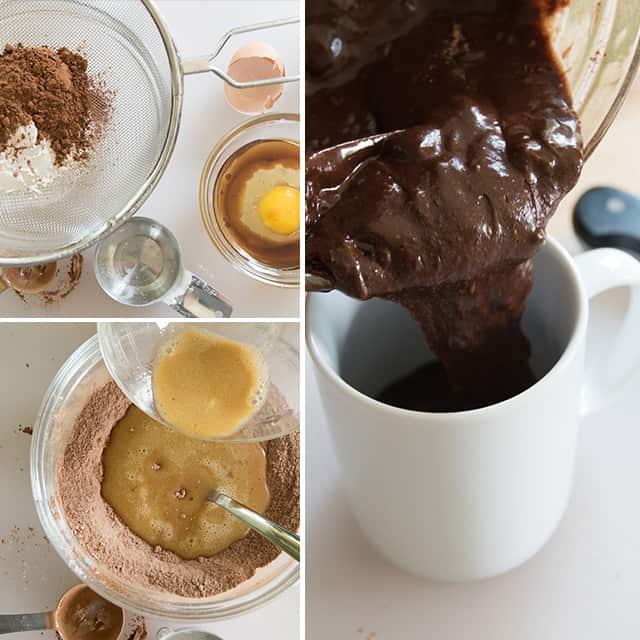 5 Minute Brownie Recipe