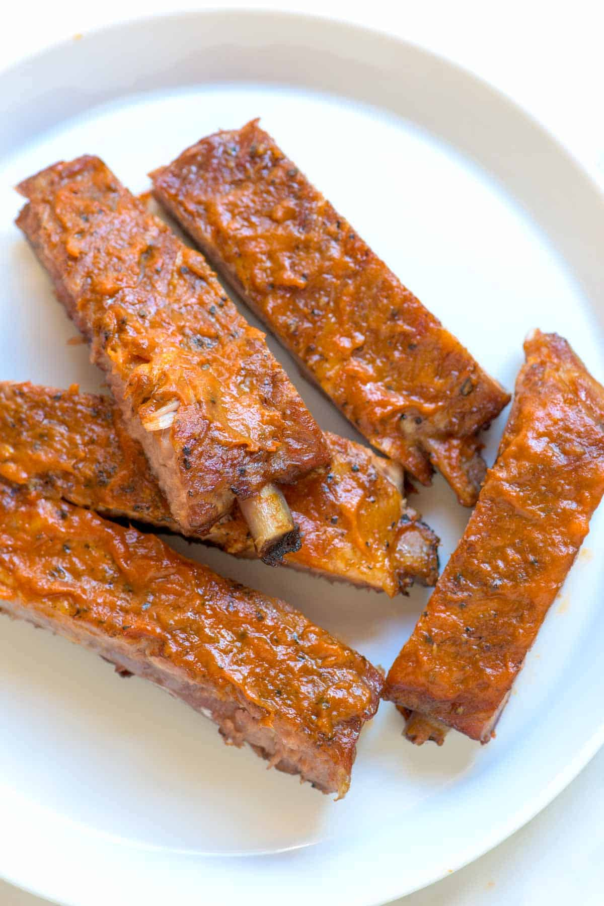 How to Make Tender, Fall-Off-The Bone Ribs