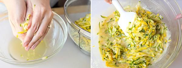 Zucchini Bread Recipe Steps