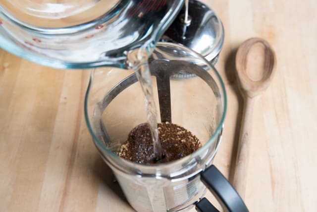 Cold Brew Recipe - French Press