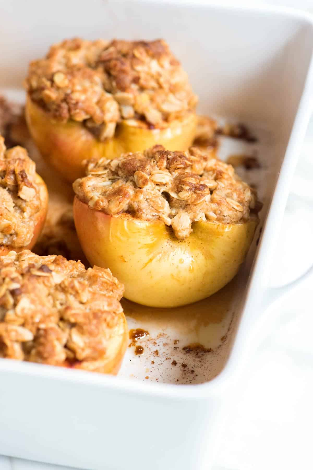 How to Make Our Baked Apples Recipe
