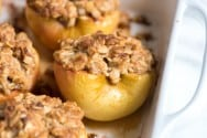 Easy Baked Apples Recipe