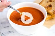 Easy Tomato Soup Recipe Video