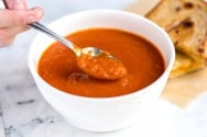 3-Ingredient Tomato Soup Recipe