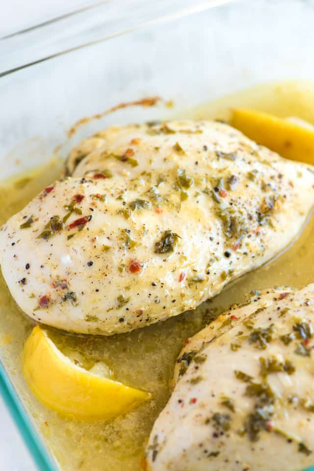 Good baked chicken breast recipes