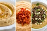 5 Hummus Recipes