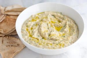Easy Baba Ganoush Recipe