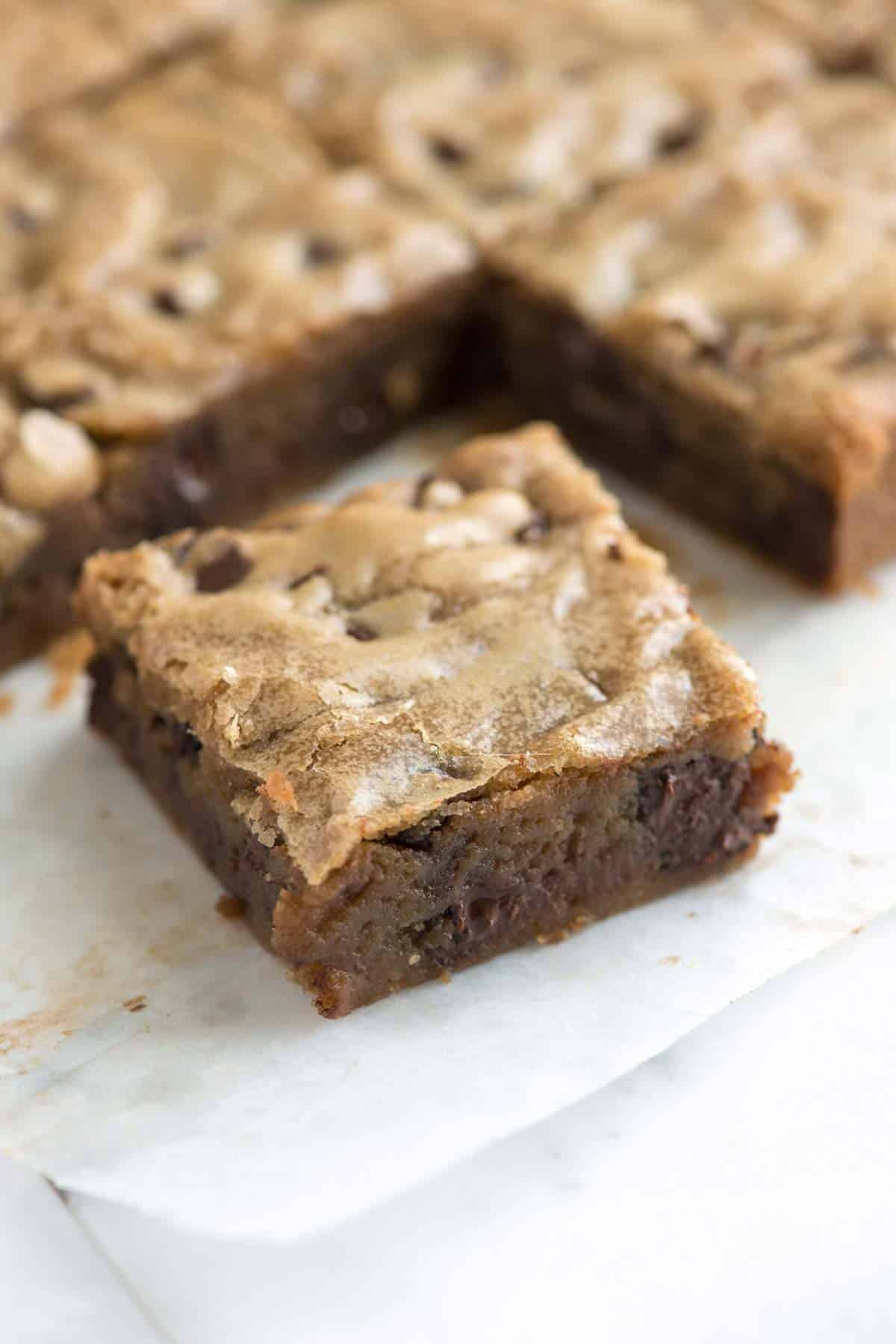 Cake Brownie Recipe From Scratch