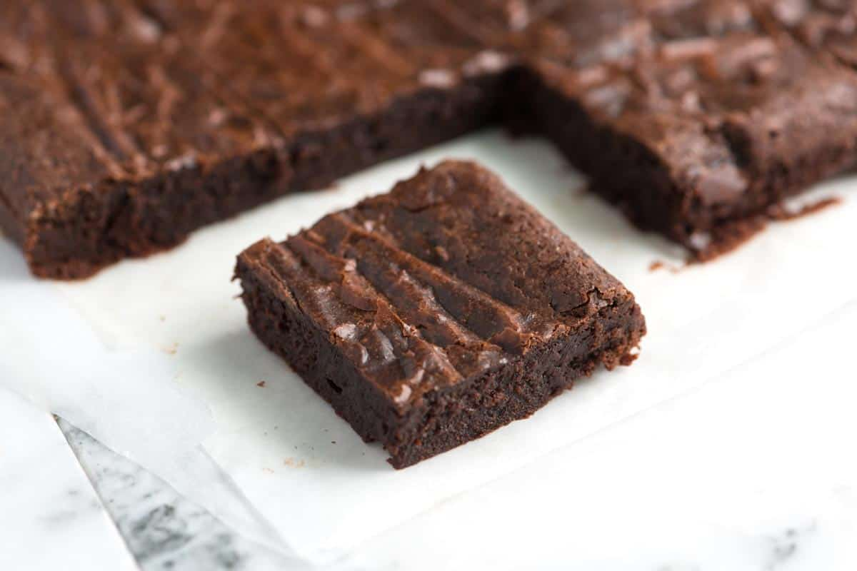 Make Chocolate Brownies Without Eggs