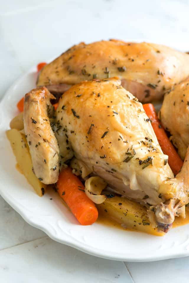 Easy Baked Chicken Hot Wings : Skip the oil and fryer and make these ...