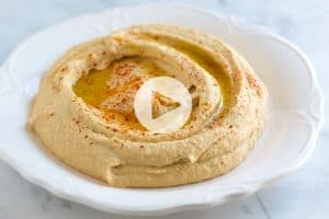 Easy Hummus Recipe Video