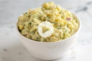 Easy Potato Salad Recipe with Tips