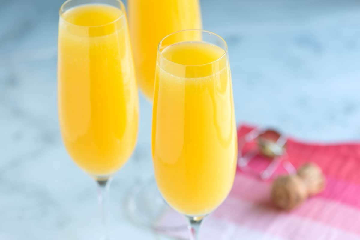 How to Make the Best Mimosas