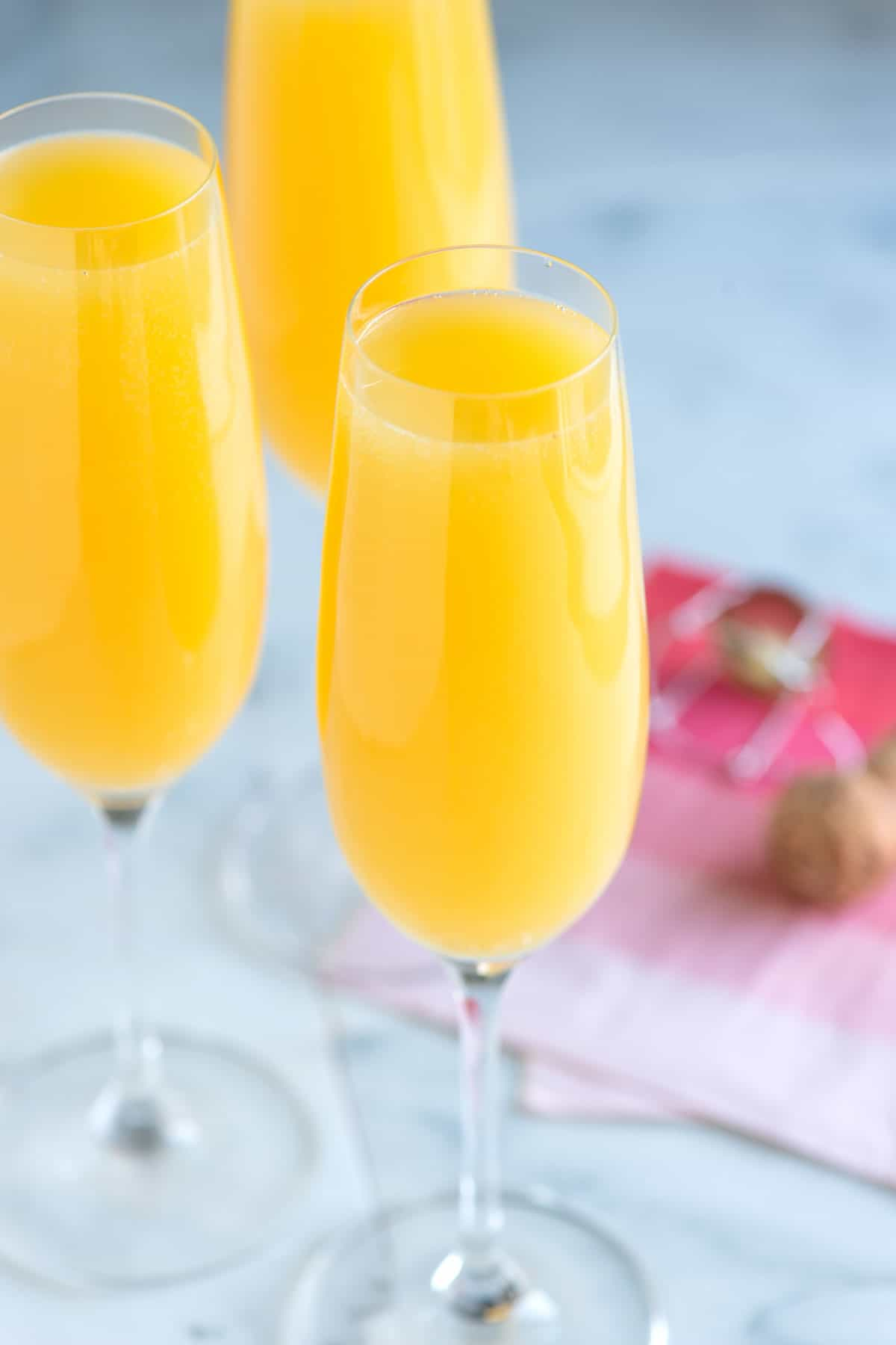 How to Make The Best Mimosa