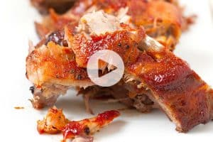 Oven Baked Ribs Recipe Video
